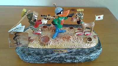 """1993 Marvin The Martian """"duck Dodgers"""" By Ron Lee #360/1000"""