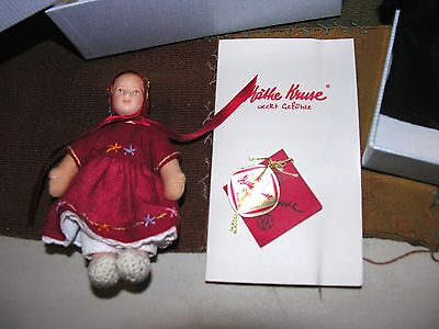 """""""Susi"""" Kathe Kruse 5.5"""" doll UFDC Convention 2004"""