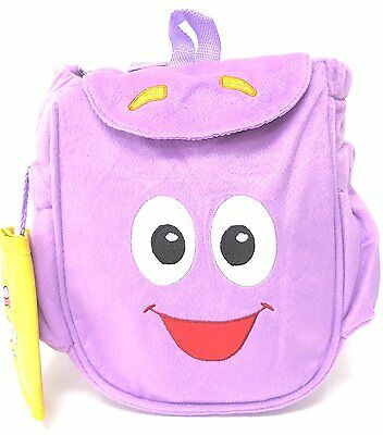 Dora the Explorer Diego Plush Backpack Boots Doll Toy