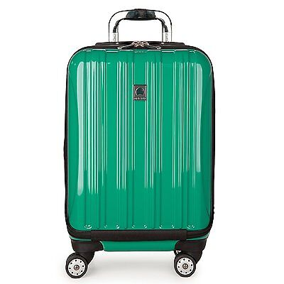 Delsey Luggage 19 Inch International Carry On With Spinner
