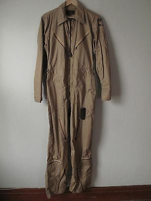 Vintage WWII Army Air Forces Flight Suit - Stencil