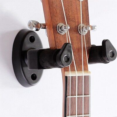 New Guitar Wall Hanger Holder Stand Rack Hook Mount fit for Most Size AO