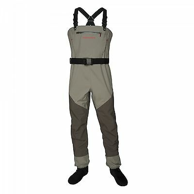 New $300 Size Small Redington Sonic Pro Chest High Breathable Fishing Wader
