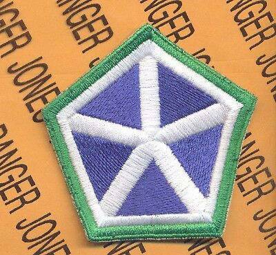 US Army 5th CORPS MP Military Police patch
