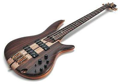 Ibanez SR1800-NTF Electric Bass and Case. Brand New Authorised Dealer