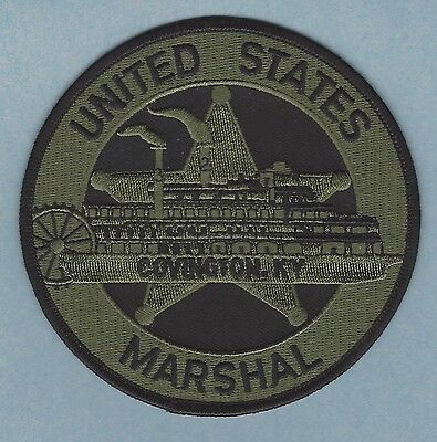 United States Marshal Service Covington Kentucky Police Patch