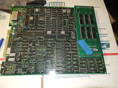 STREET SMART SNK  WORKING JAMMA  game pcb board  c4x