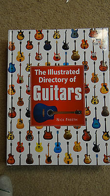 The Illustrated Directory of Guitars by Nick Freeth HC