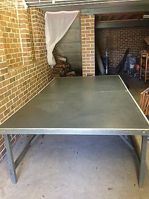 Table Tennis Table with Net, Bats & Balls