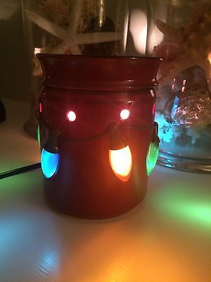 Scentsy Warmer Holiday Lights