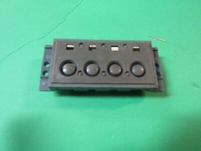 Used Dexter Washer Push Button Switch 9539-479-009