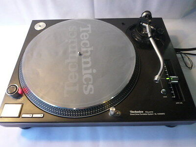 Technics SL 1200 MK5 in excellent condition from Japan