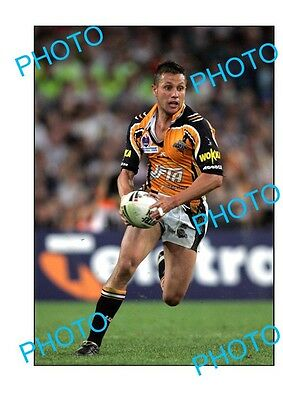 Scott Prince Wests Tigers 2005 Nrl Premiership Win Large A3 Photo