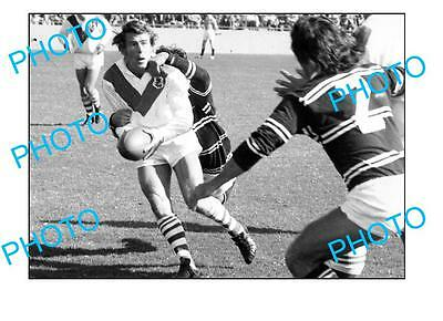 BILLY SMITH St GEORGE DRAGONS GREAT LARGE A3 PHOTO 2