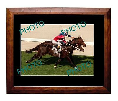 Octagonal 1995 Cox Plate Win Large A3 Photo