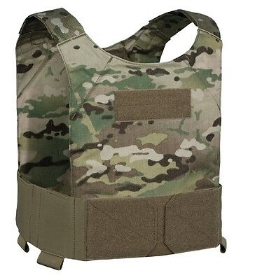 Covert Plate Carrier WARRIOR Elite Ops -Farbe: Multicam Magazintasche: Without
