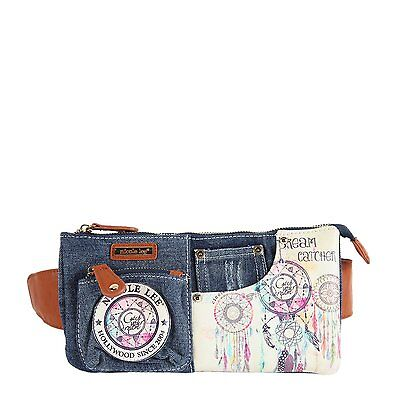 Nicole Lee Fanny Pack DC, Dream Catcher, One Size