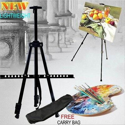 Artist Tripod Display Sketch Easel Drawing Exhibition Board Stand Painting Tool