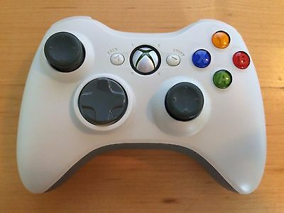 Official Microsoft Branded XBOX 360  Wireless Controller -Canadian Seller-