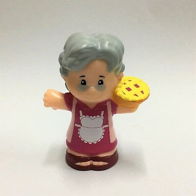 Fisher-Price Little People Great Grandma Toy Figure Toy EA13