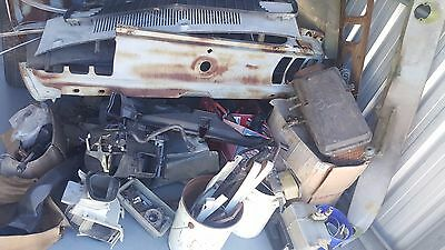 1969 Ford Mustang Fastback Project Car