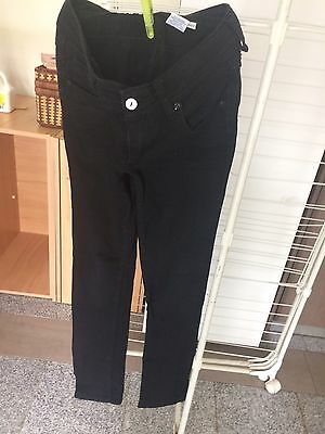 Just Jeans Size 12 Black Girls Jeans