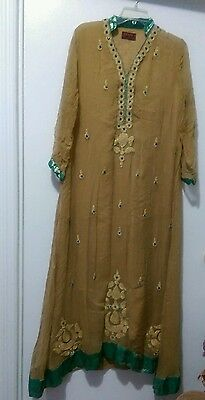 Salwar Kameez Anarkali Indian Pakistani Designer Bollywood ethnic party dress