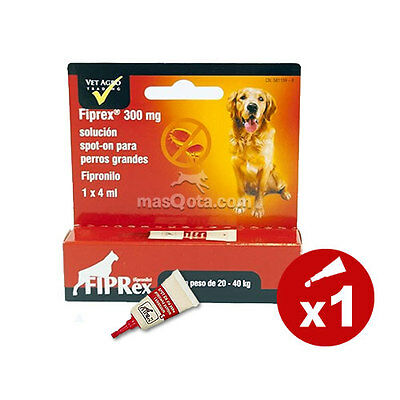 "Pipette Fiprex ""l"" Spot-On Chiens 20-40 Kg"
