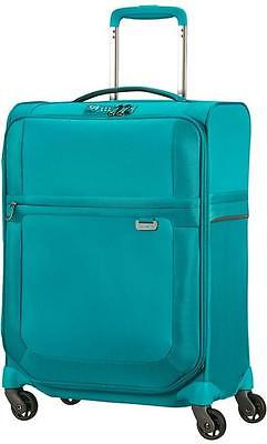 TROLLEY Samsonite uplite spinner 55/20  ACQUAGREEN 99D*34004