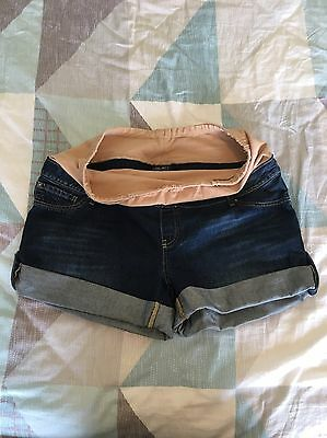 Jeans West Maternity Shorts