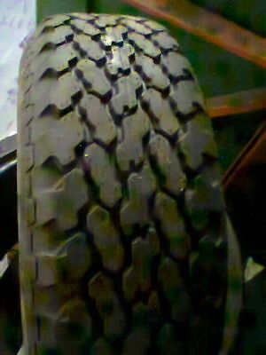 iffor williams 185/70/13C tire and wheel