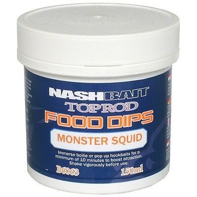 Nash Top Rod Food Dip *All Flavours*