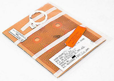 "NEW Tayco Engineering 5-1/2x5-1/2 "" Flexible Circuit Resistive Heater 54-4201-13"