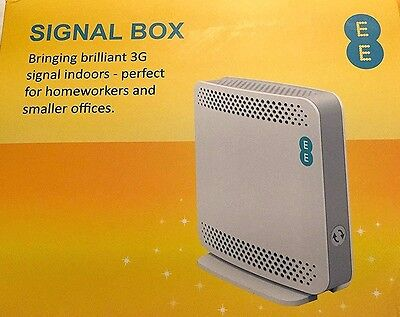 EE 3G Signal Strength Booster Box Brand New Unregistered