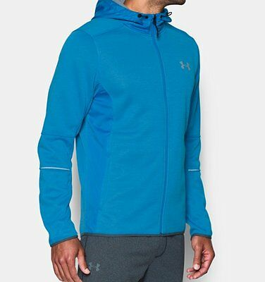 Mens Under Armour Storm Swacket-Blue - Same day dispatch