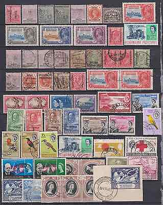 Bechuanaland 1888/1960's Collection Mint Mounted & Used Cat £230