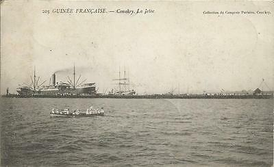 CPA -Afrique occidentale Française-GUINEE-Conakry