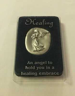 Suki Guardian Angel in your pocket, brand new, charm, good luck. Healing