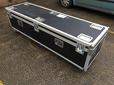 Large Flight Case for Wentex / Showtec Pipe and Drape