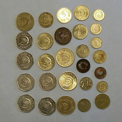 cyprus coins as shown