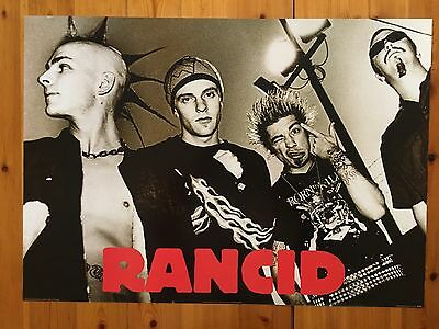 Rancid, Authentic Licensed 2009 Poster