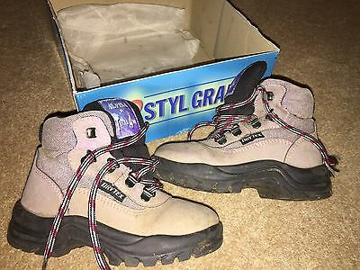 Styl Grand Children's Walking Boots Size