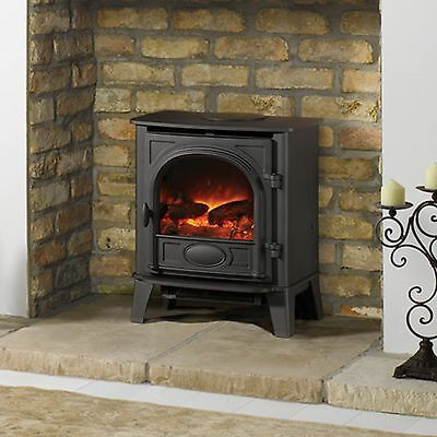 Gazco Stockton 5 Electric Stove Ex Display Official Retailer Call Us