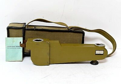 Vtg Dsp-30 Post Wwii Russian Army Reconnaissance Sapper Rangefinder Periscope