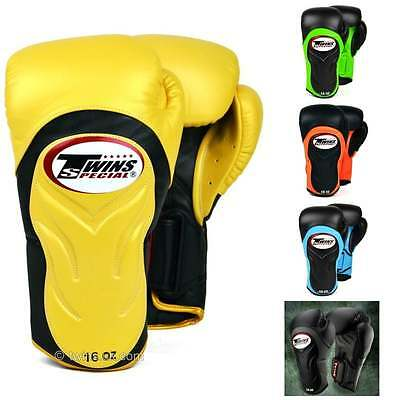 Twins Special Muay Thai Deluxe Sparring Gloves - All Colours