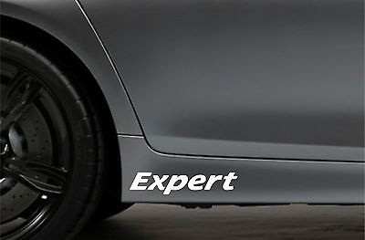 2x Side Skirt Stickers Fits Peugeot Cabriolet Premium Qaulity Decals RA10