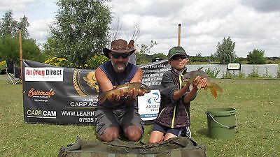 Adult & Child Fishing Experience 3hrs