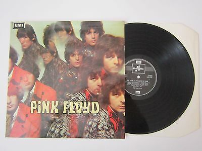 PINK FLOYD Piper At The Gates of Dawn UK COLUMBIA 2 BOX EMI LP Gold Demo Stamp