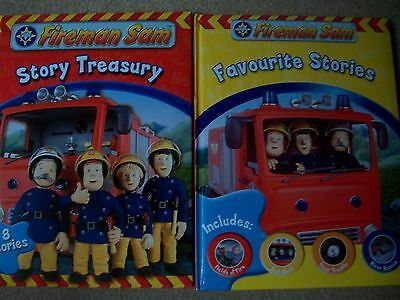 2 Fireman sam large board books