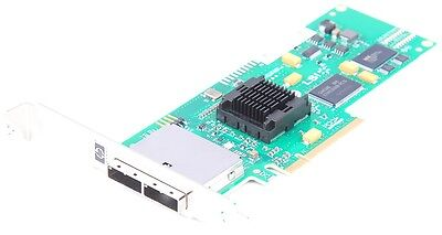 HP SAS3801E-HP 3G SAS Host Bus Adapter HBA 8-Port, SFF-8088, PCI-E - 489103-001